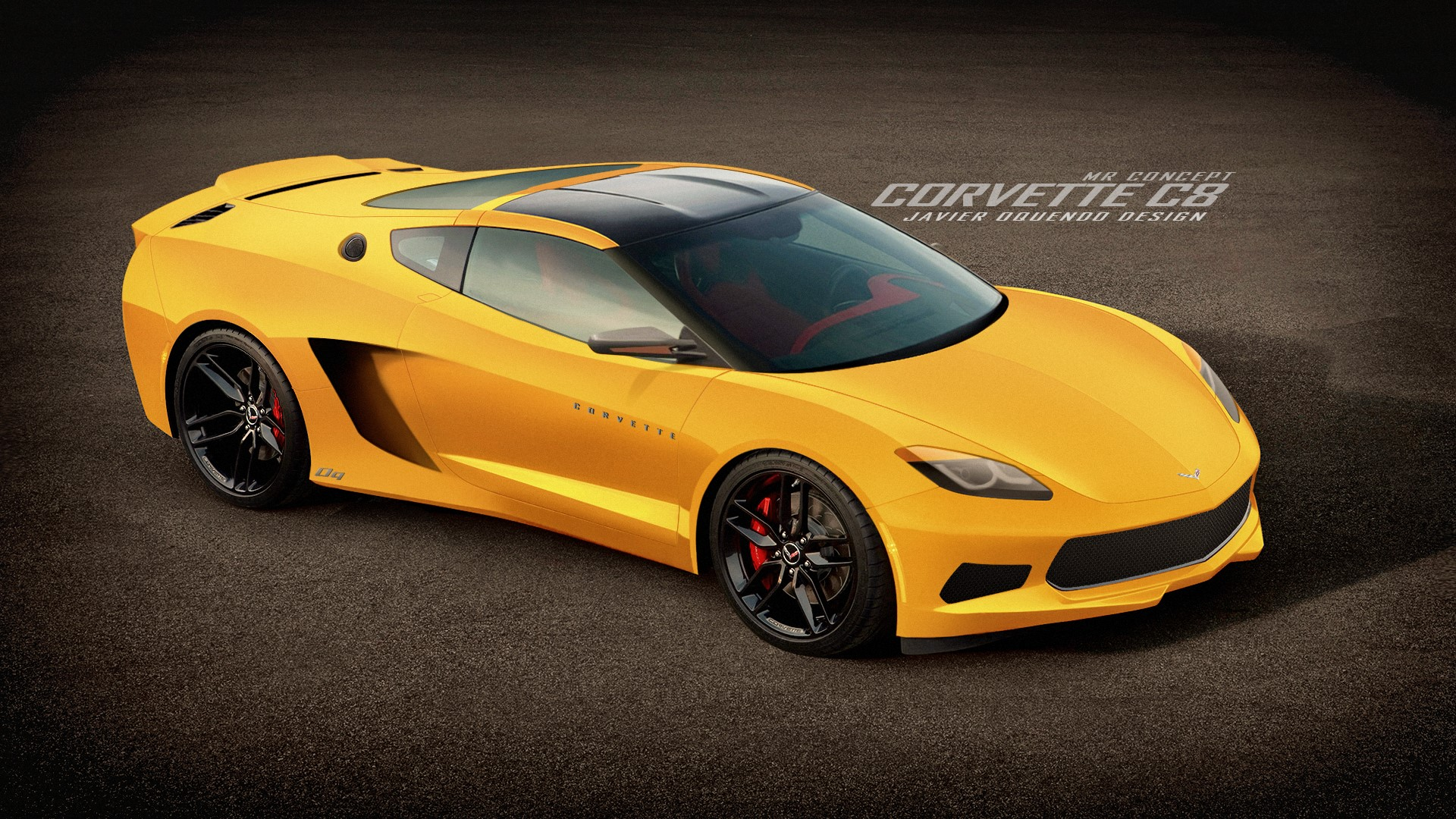 Mid-engined Chevrolet Corvette to debut in January 2018 - Report