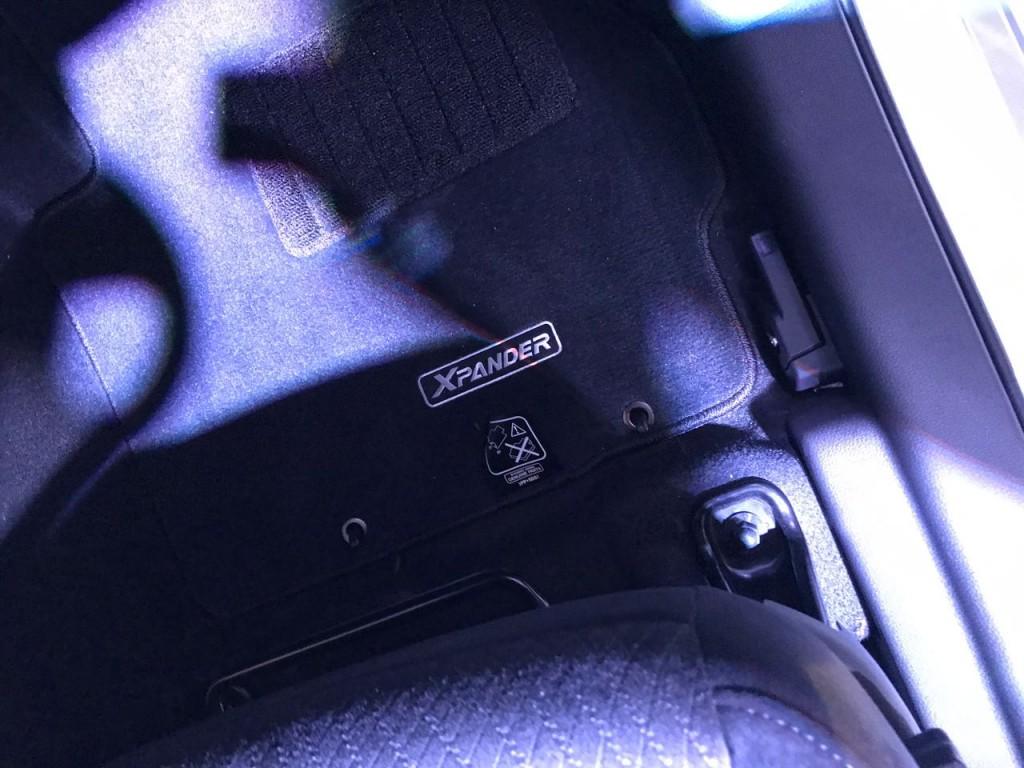 Mitsubishi Xpander floor mat