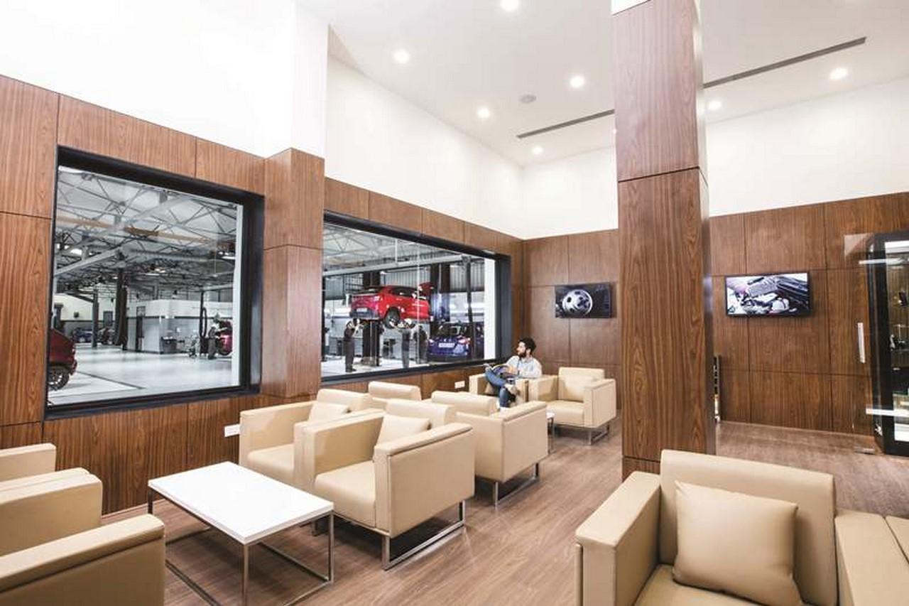 NEXA Service premium lounge