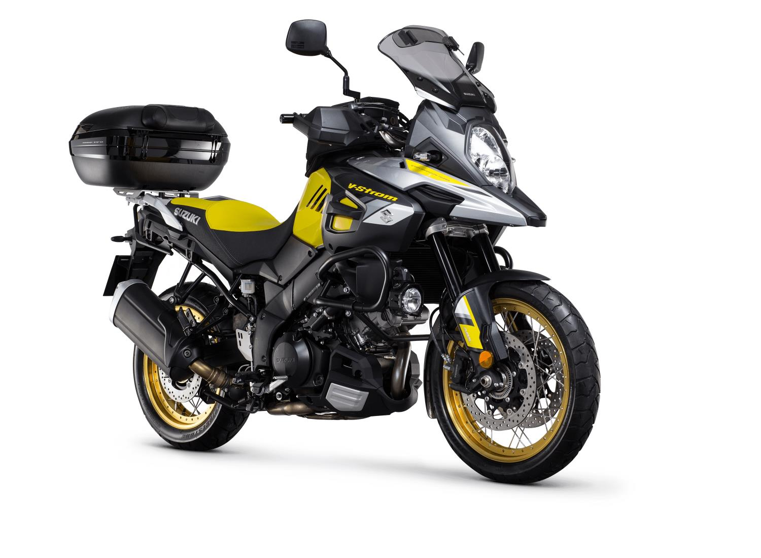 2018 Suzuki V-Strom 1000 India launch in September - Report
