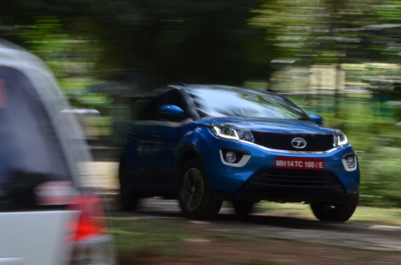 Tata Nexon Review Test Drive (1)