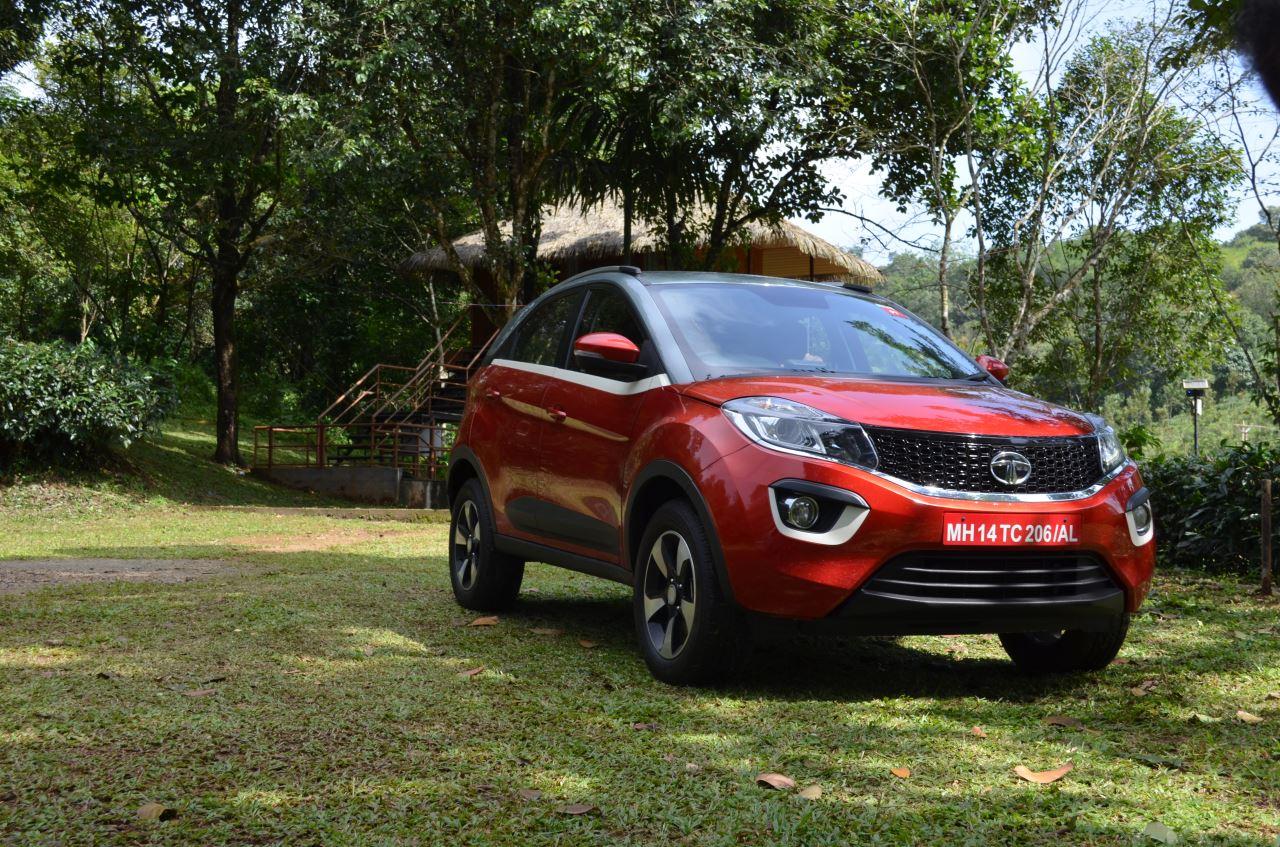Tata Nexon Review Test Drive (26)