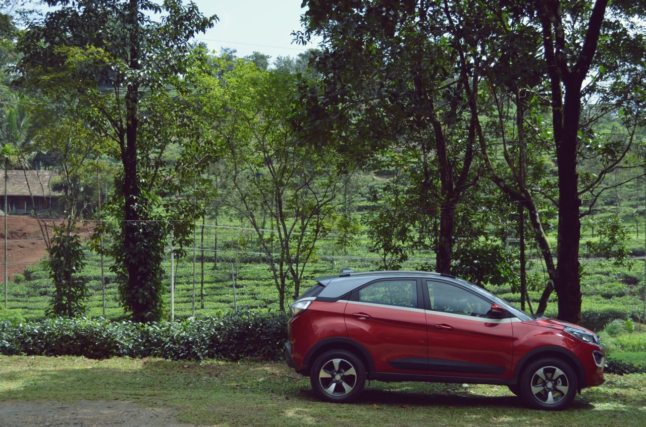 Tata Nexon Review Test Drive (31)