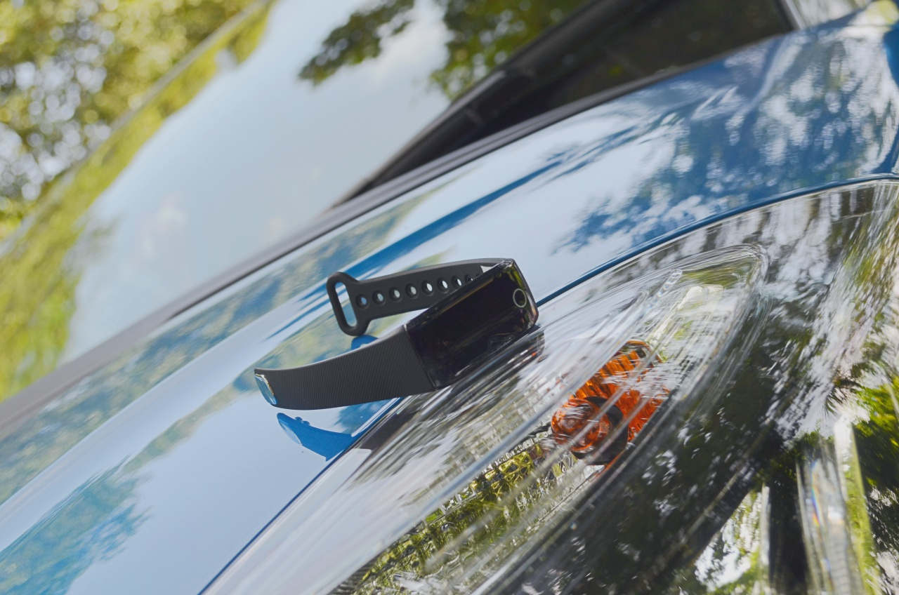 Tata Nexon Review Test Drive Wearable Key