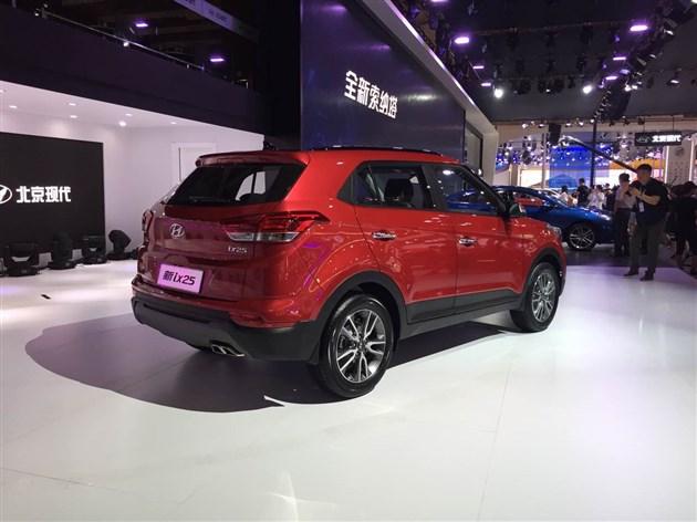 2017 Hyundai Ix25 2018 Hyundai Creta Facelift Unveiled