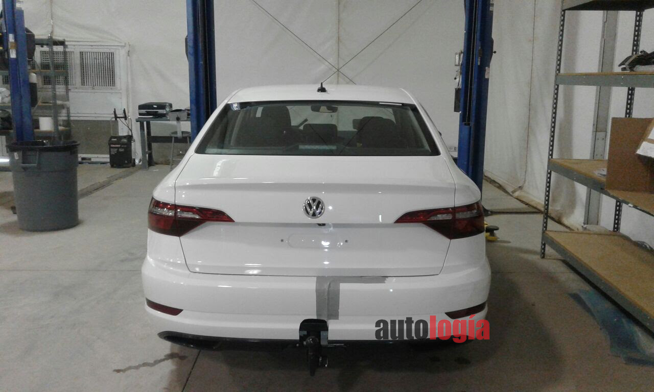 2018 VW Jetta rear