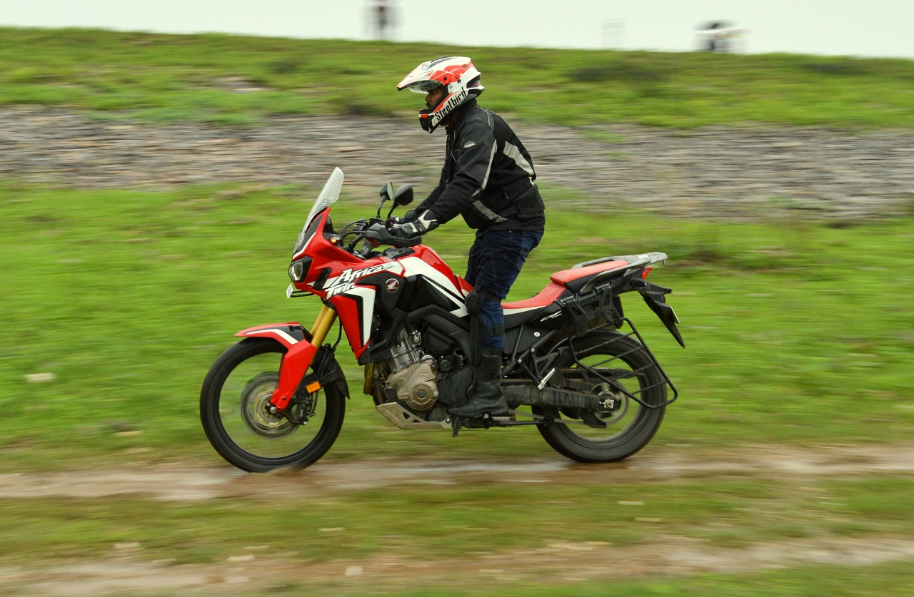 Honda Africa Twin | DCT Automatic | Road Test Review ...