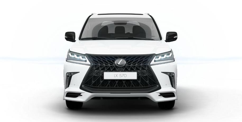 Lexus LX 570 Superior front