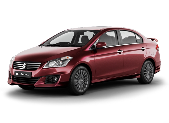 Maruti Ciaz S front three quarters