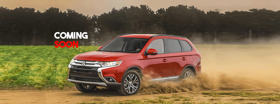 Mitsubishi Outlander India launch coming soon poster