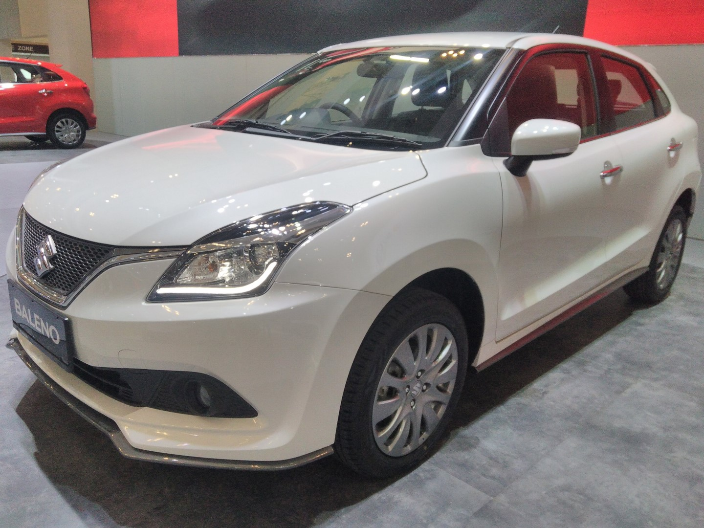 Suzuki Baleno at GIIAS 2017