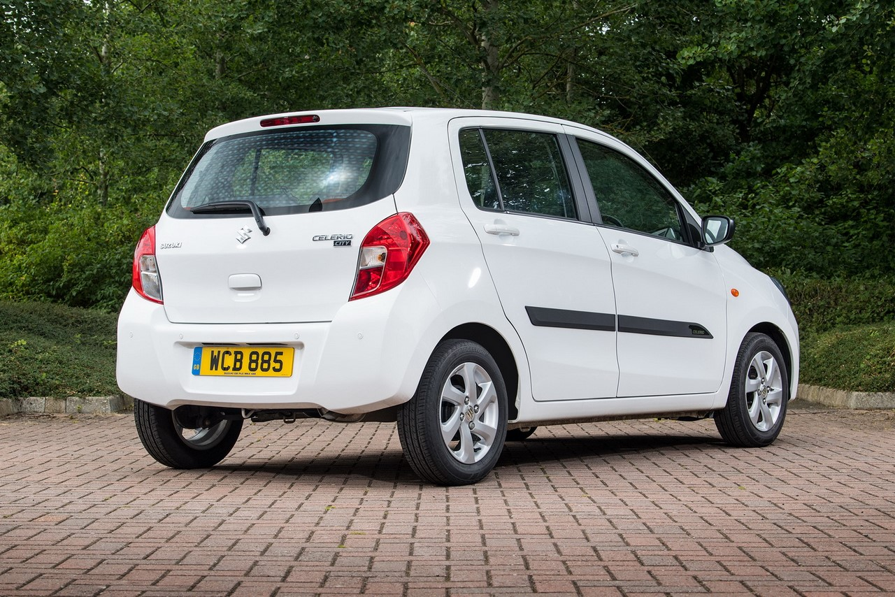 suzuki celerio city launched in the uk priced from 7 999. Black Bedroom Furniture Sets. Home Design Ideas