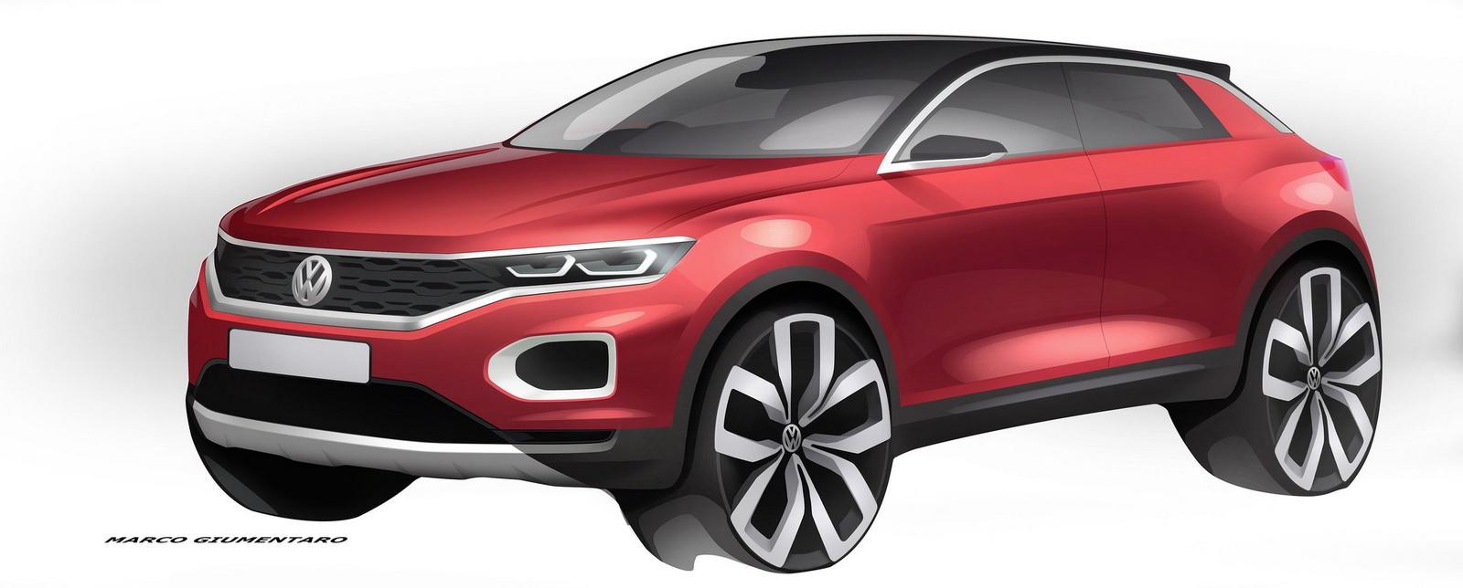 VW T-ROC latest picture