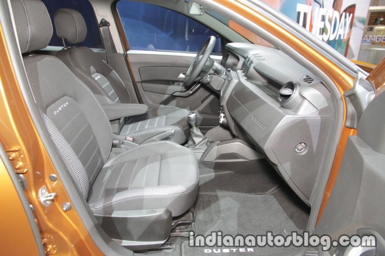 2018 dacia duster interior at iaa 2017 - Dacia duster 2017 interior ...