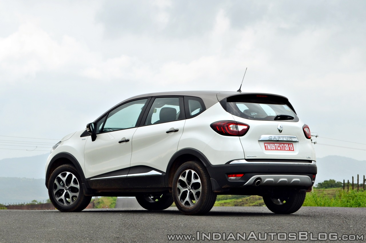 Renault Captur Available At Steep Discounts Of Up To Inr 1 25 Lakh Report