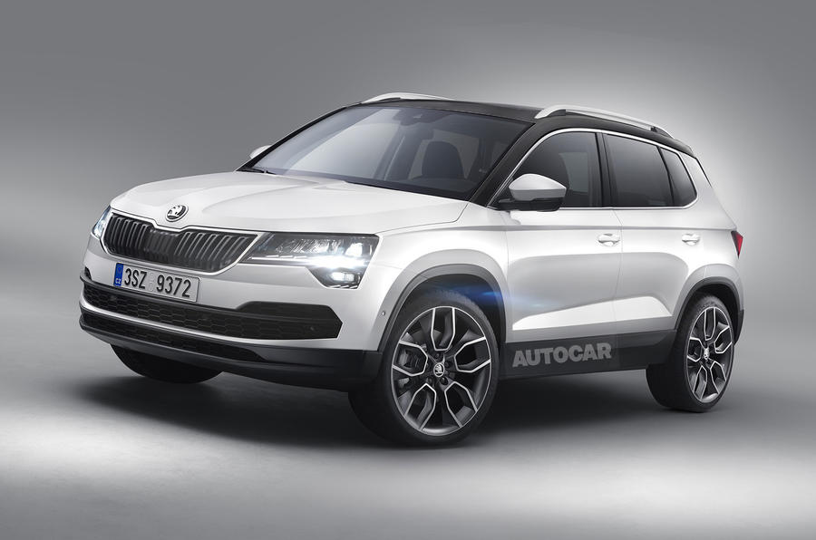 New Skoda Compact Suv Launch In 2019 To Rival Nissan Juke