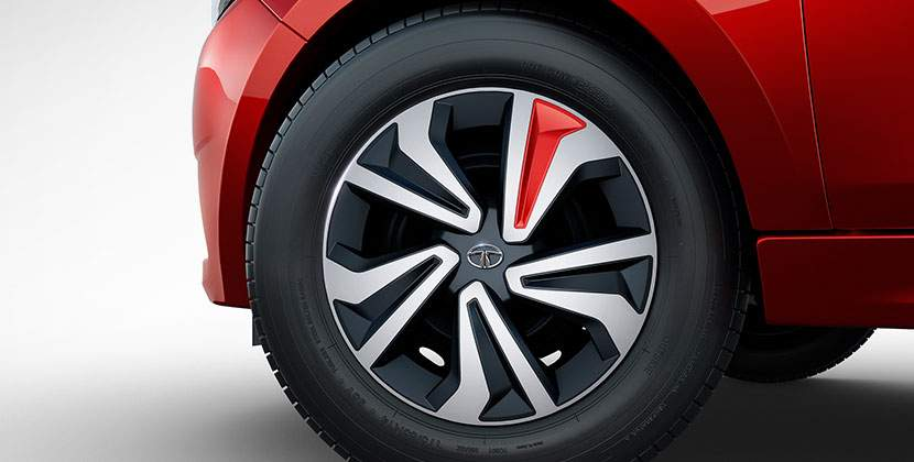 Tata Tiago Wizz Wheel Cover