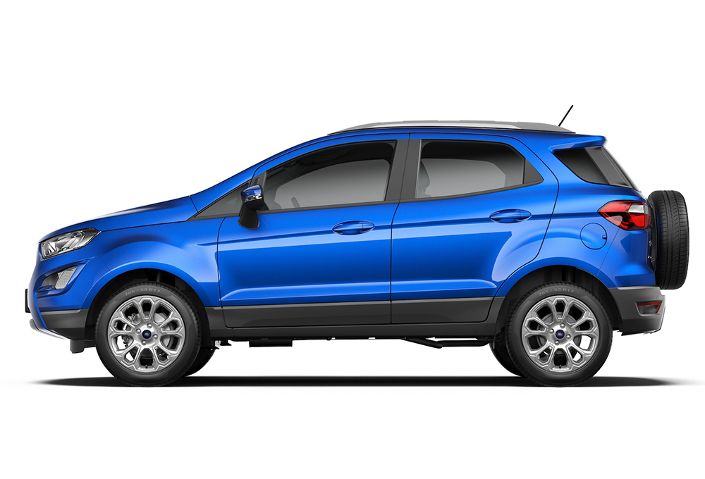 2018 Ford EcoSport facelift price