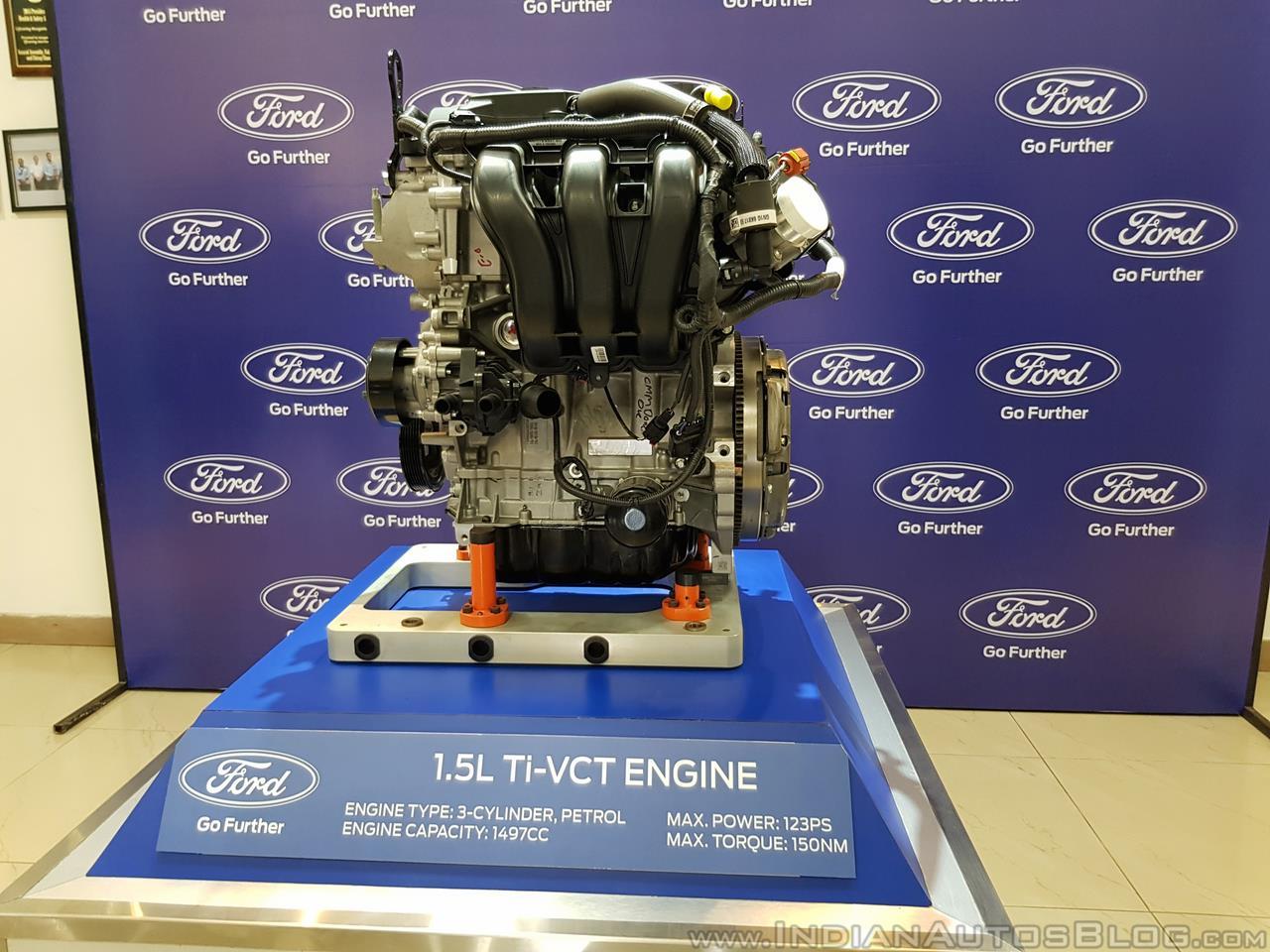 Dragon 1.5-litre Ti-VCT engine