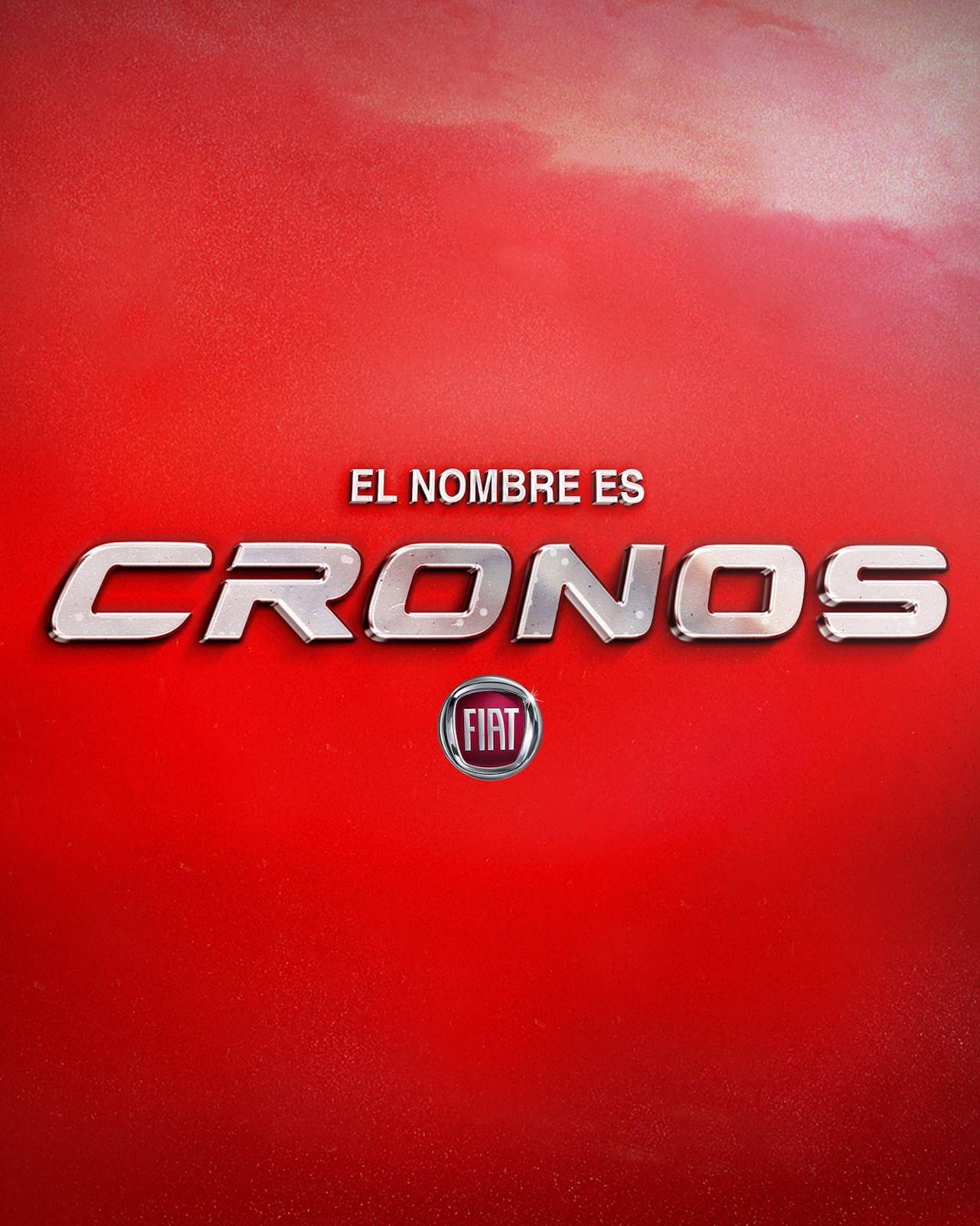 Fiat Cronos name
