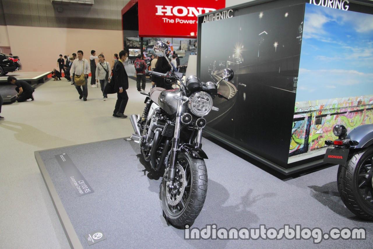 Honda CB1100 RS Custom Concept front at the Tokyo Motor Show