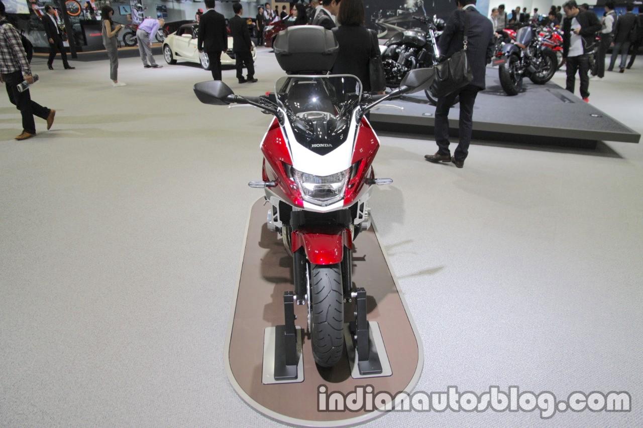 Honda CB1300 Super Boldor front at 2017 Tokyo Motor Show
