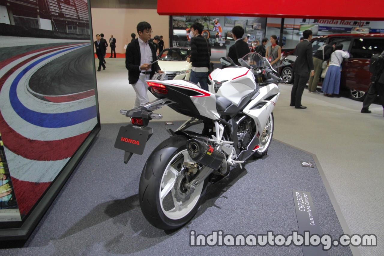 Honda CBR250RR Custom Concept taillamp