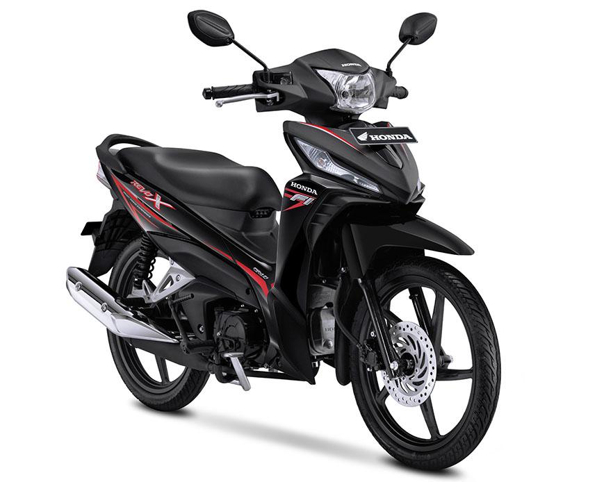 Honda Revo X Black