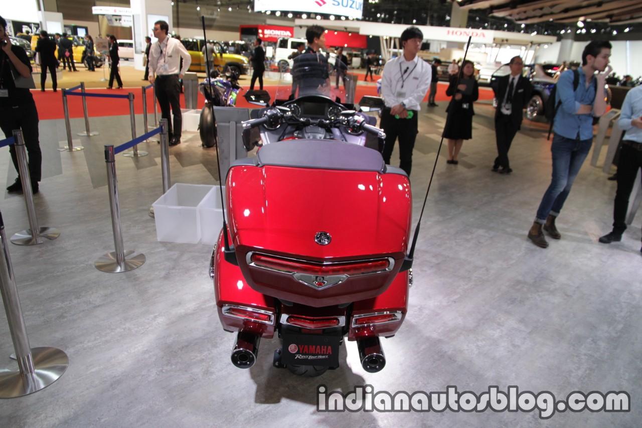 Yamaha Star Venture rear at the Tokyo Motor Show
