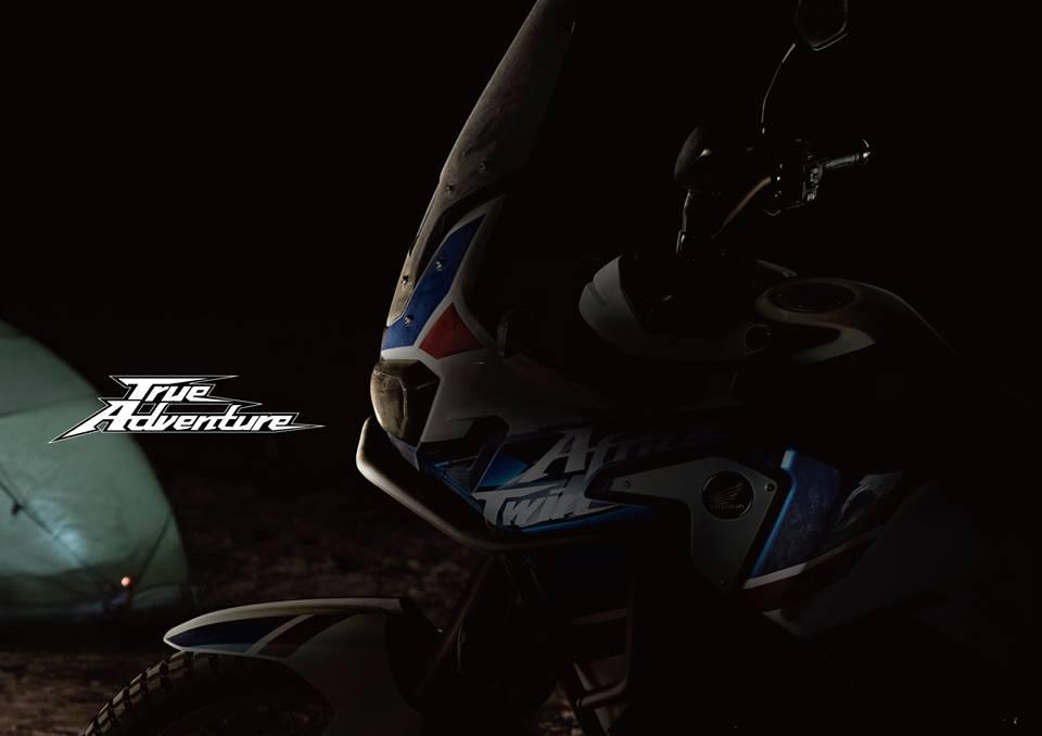 2018 Honda Africa Twin teaser image