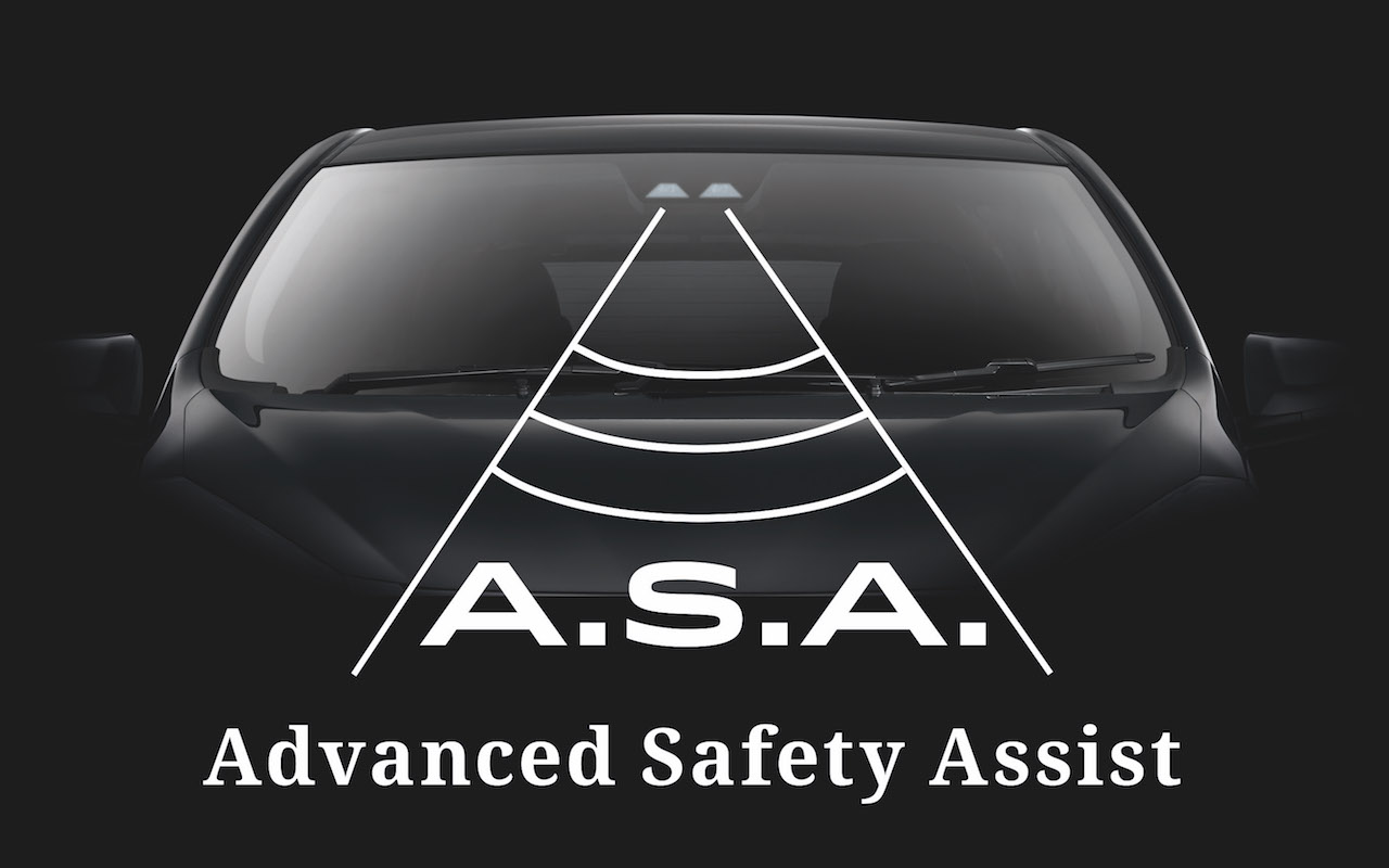2018 Perodua Myvi Advanced Safety Assist (ASA) teaser