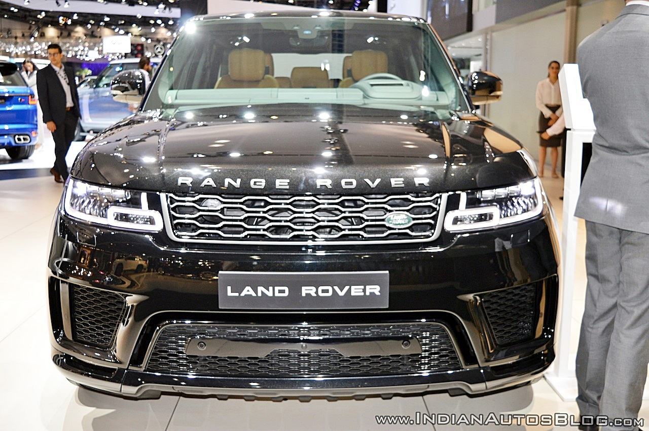 2018 Range Rover Sport Facelift Bookings In India Now Open