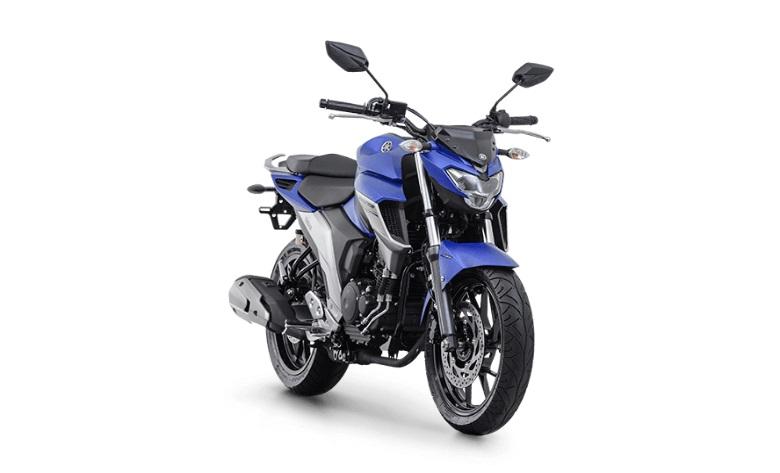 2018 Yamaha Fazer 250 ABS front right quarter
