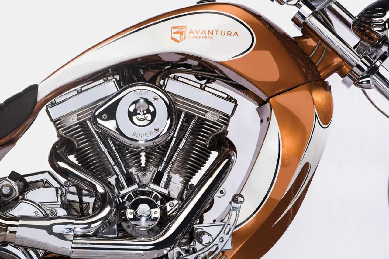 Avantura Rudra engine