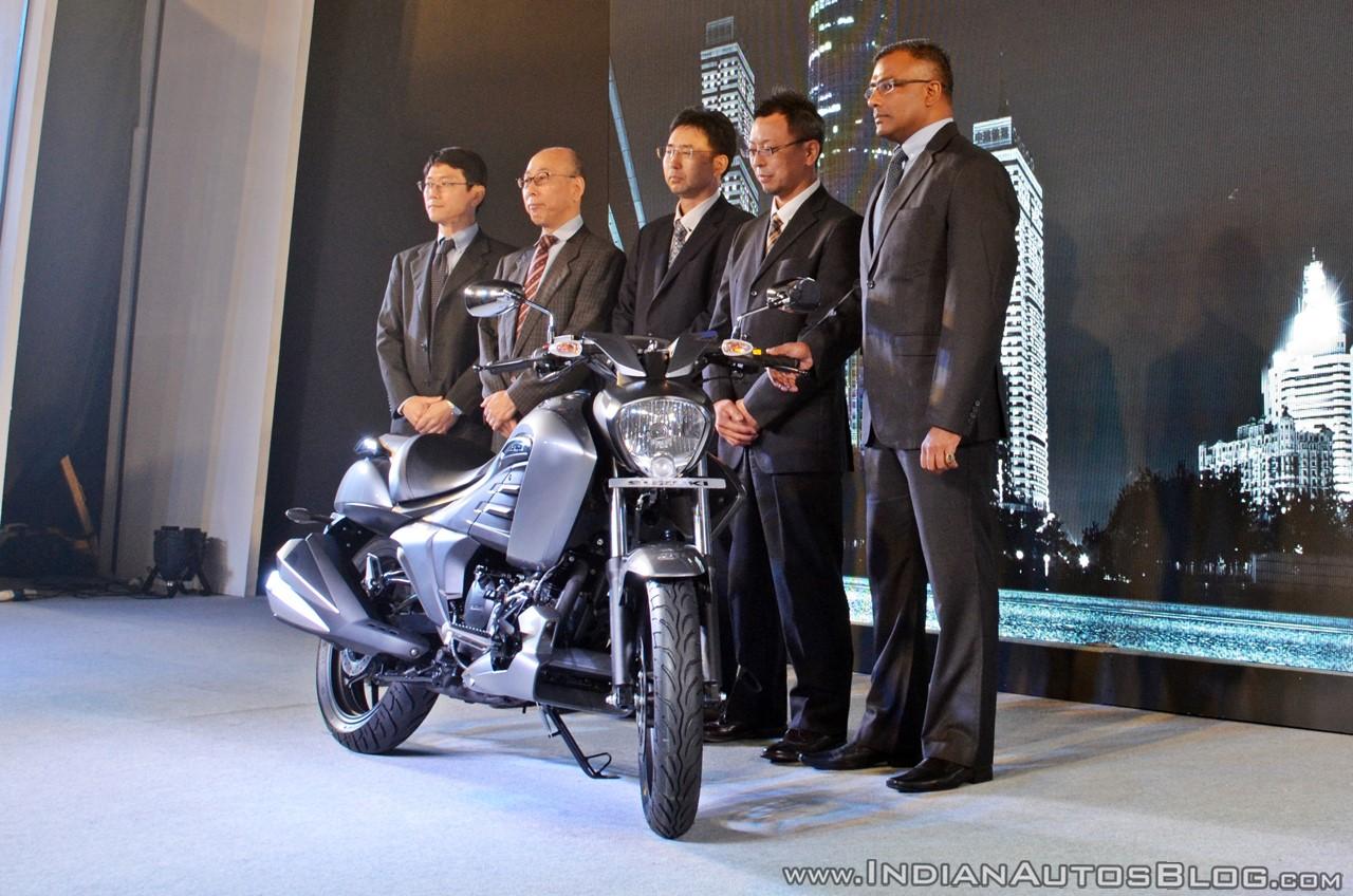 Suzuki Intruder 150 launched in India