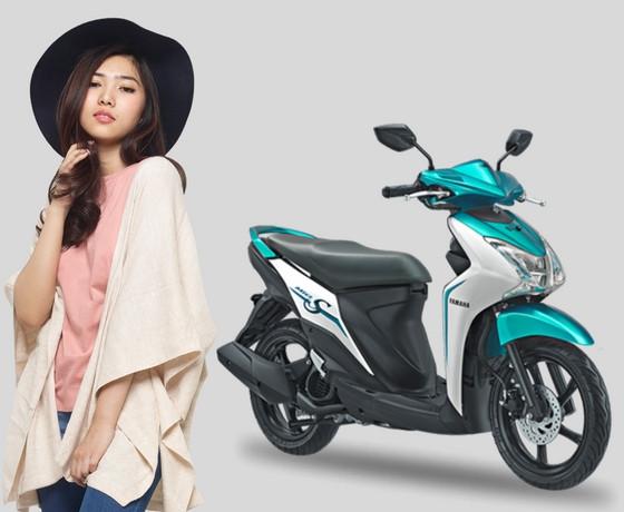 Yamaha Mio S Green