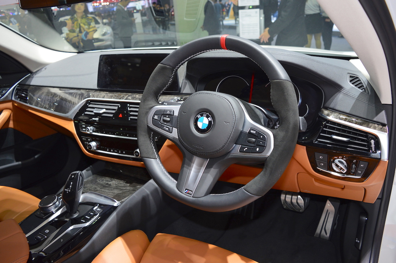 line car and using produced bmw touring or chrome series wood m the in aluminum accessories performance for titanium gallery sport photo addition incorporates trim