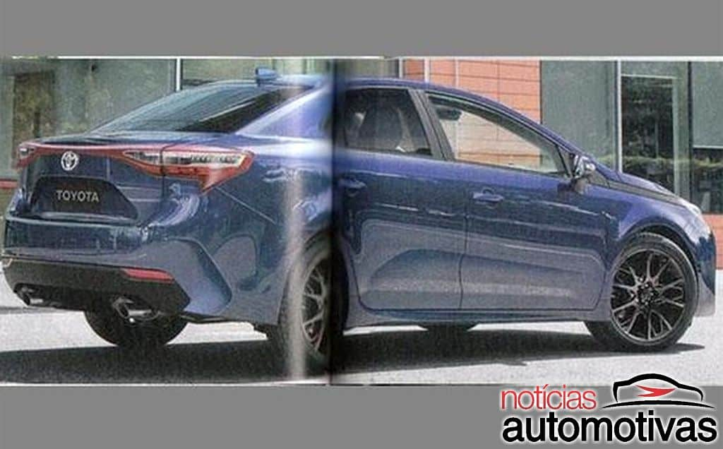 Blacked Out Corolla >> Next gen 2019 Toyota Corolla rendered by Japanese media