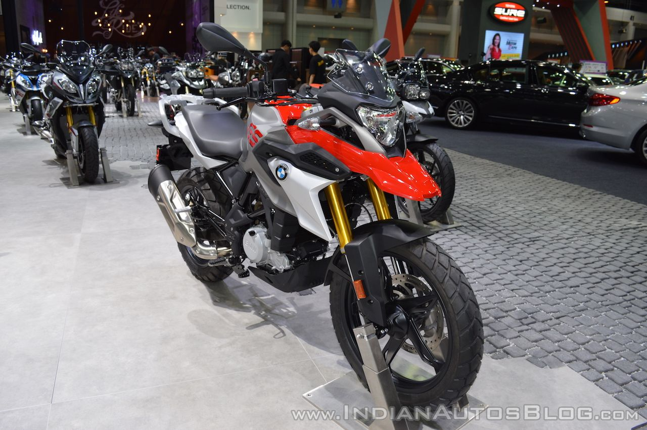 Bmw Motorrad Launches The Bmw G 310 Gs In Indonesia
