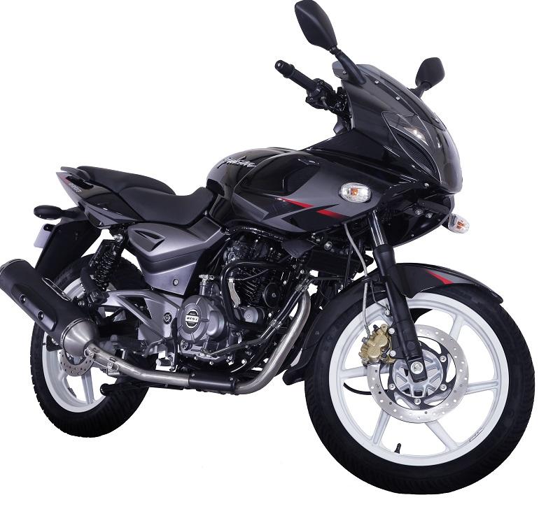 Bajaj Pulsar 220F Black Pack Edition