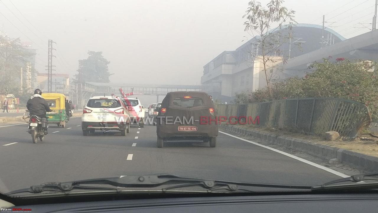 Hyundai AH2 spy photo