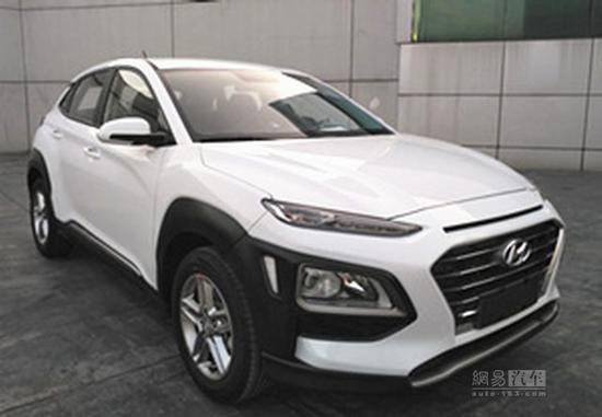 Hyundai Kona China