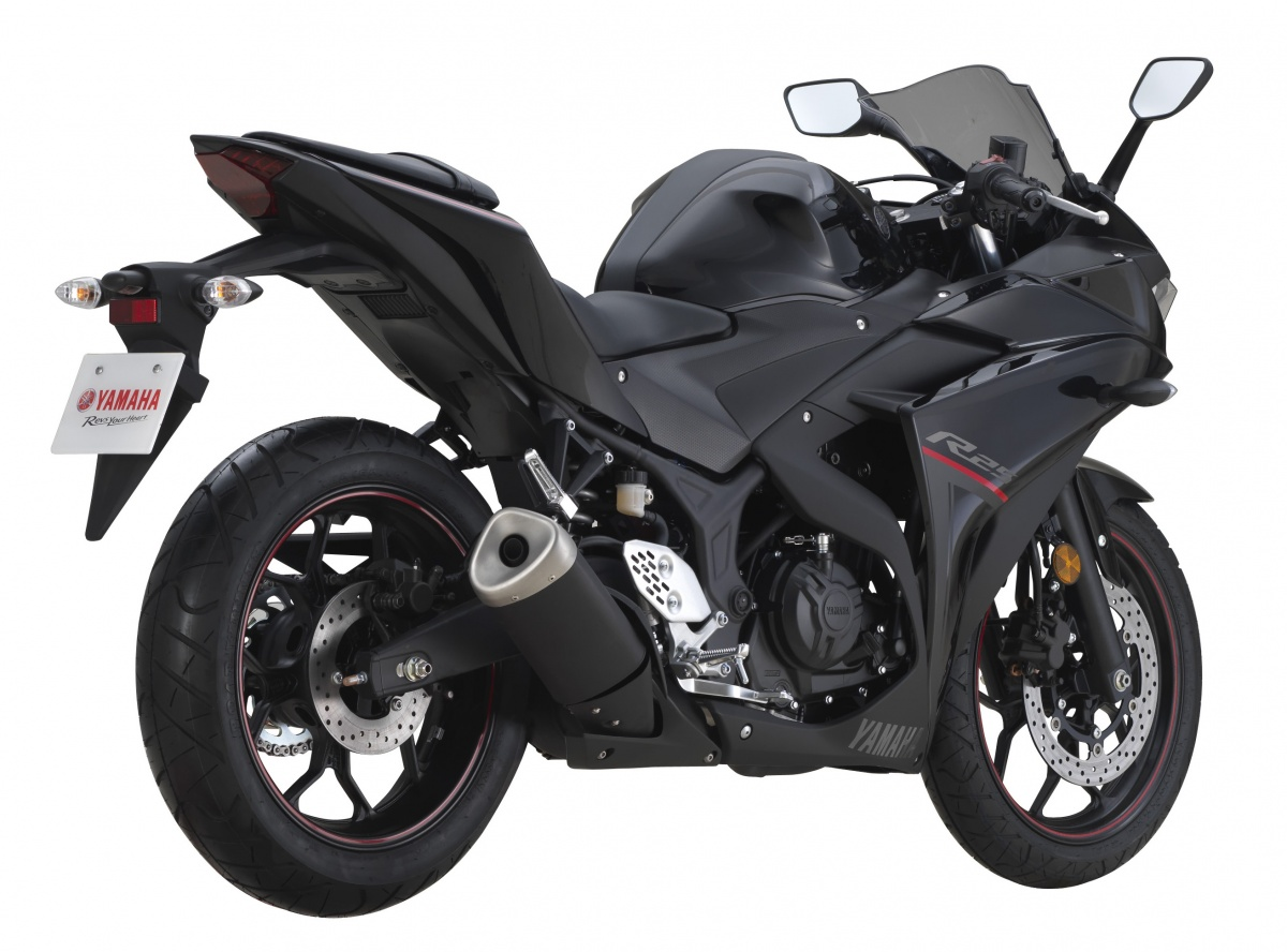 2018 yamaha yzfr25 launched in malaysia at myr 20630