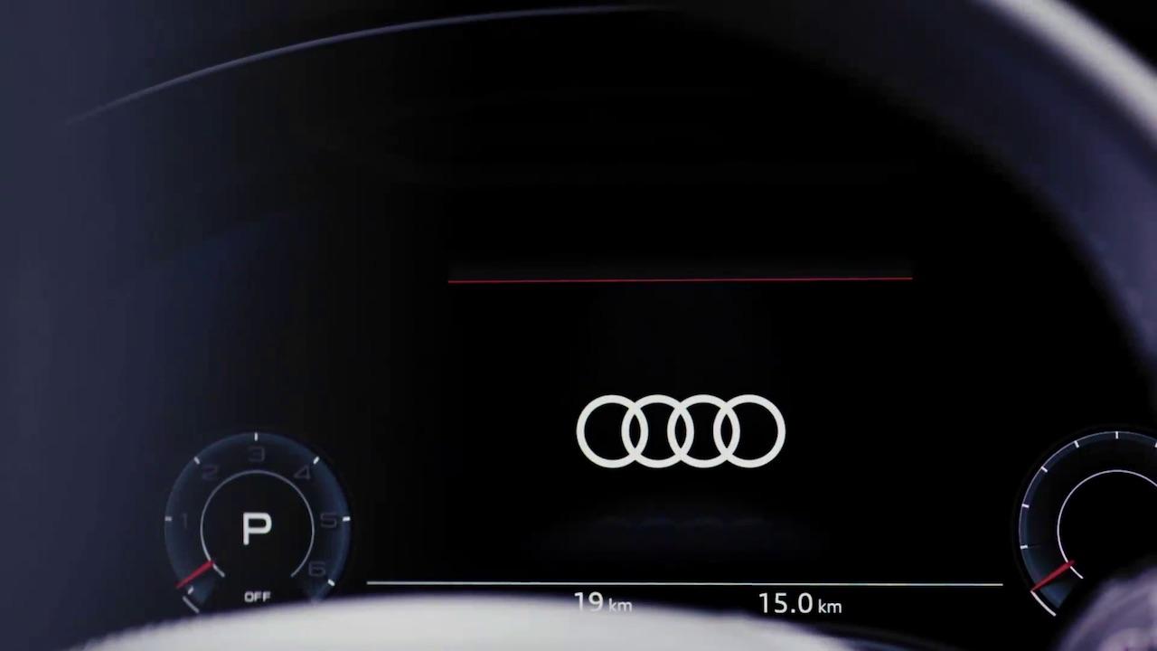 2018 Audi A6 Audi virtual cockpit