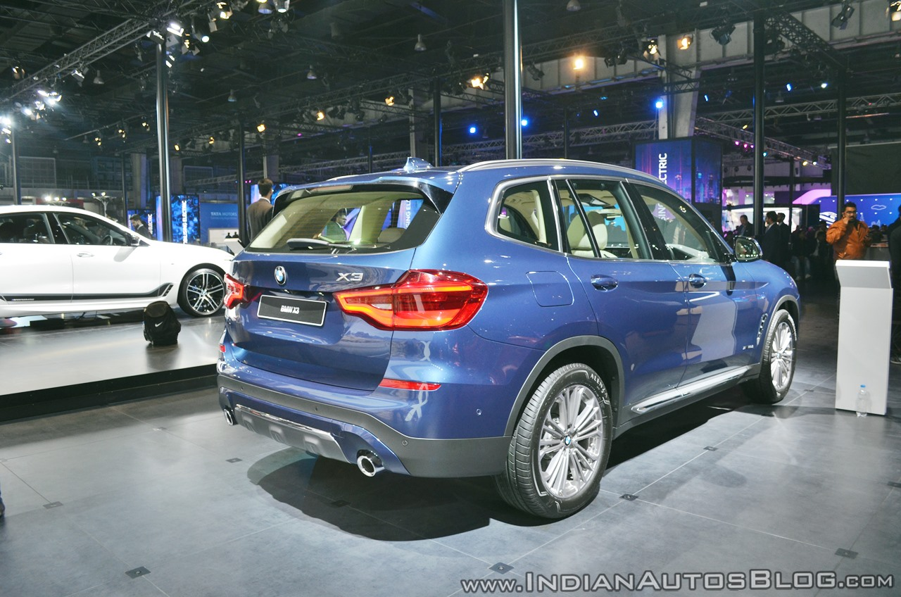 2018 Bmw X3 India Launch In April Report