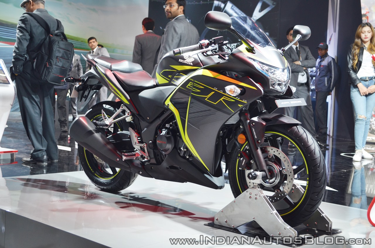 2018 Honda Cbr250r India Launch Next Month Report