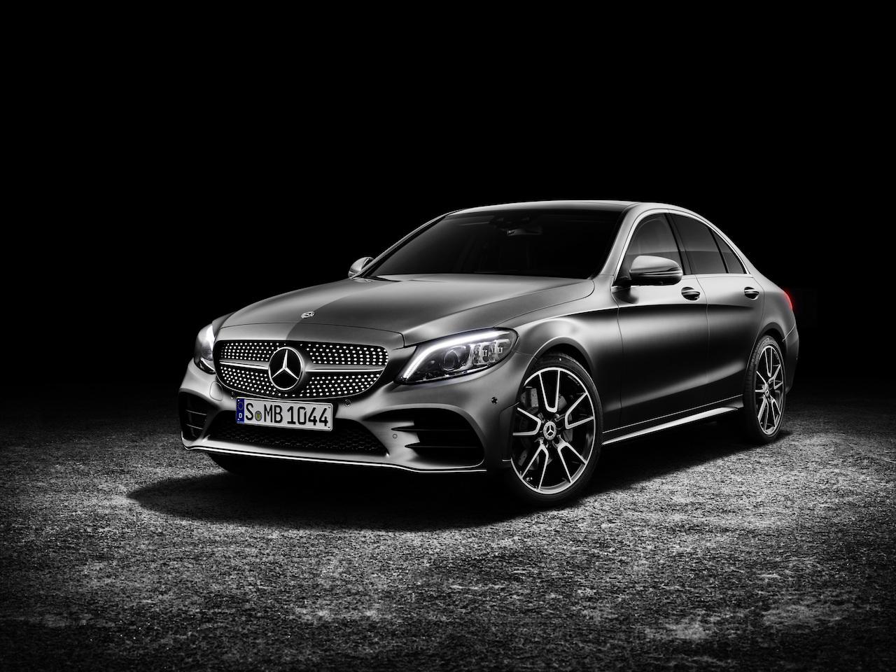 Mercedes-Benz C 200 Progressive launched at Rs. 43.46 lakh
