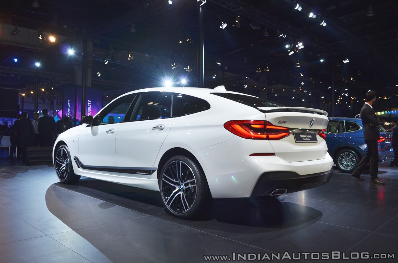 BMW 6 Series GT diesel launched in India at Rs 66.50 lakh