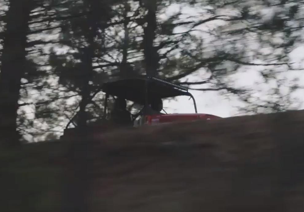 Mahindra Roxor teaser image