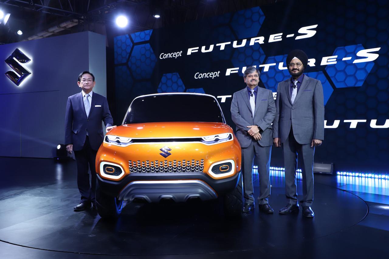 Maruti Future S Concept front